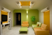 Inspire my...Living Space / by SallyJane
