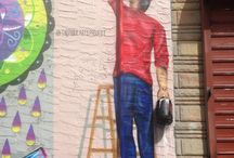 TAG Public Arts Project / Urban Art Talent