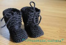 Crochet props/toys/baby things