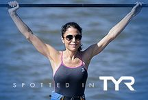 SPOTTED IN TYR / by TYR Sport
