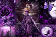 ~ Purple~  / All things Purple  / by Roselyn Tubman