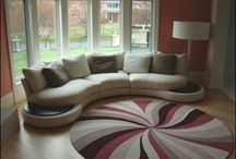 Round living rooms