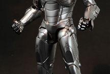 Iron man stuff