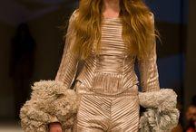 Fashion - Female models / Fashion - Backstage and Catwalks - Female models