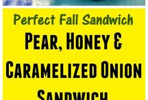 Sandwiches / by Encore Banners
