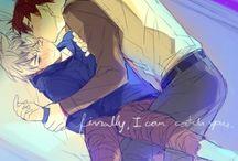 Jamie x Jack