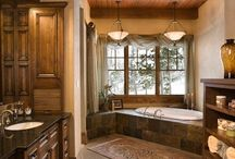 Beautiful Bathrooms  / by Blake-Jessica Barker