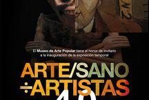 ARTE/SANO 4.0 / Bienal que llega a su cuarta edición, con la exhibición de obras singulares.