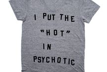 Wordy T-Shirts