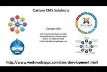 Custom CMS Solutions