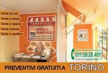 Tende da Sole Torino e Provincia