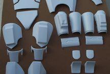 Mandalorian armor Craft