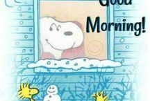 Good Morning/Night