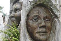 Esculturas oculares