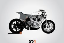 Future Bikes / by Curtis Nguyen