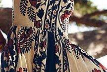 Cool Print Fabric & Fashion