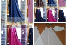 Kiloş elbise abaya