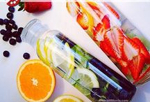Flavoured water ideas