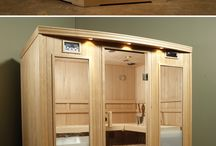 Finnleo Saunas /  Finnleo® is the market leader and has the most complete line of traditional and infrared saunas. From entry level portable saunas, to deluxe custom saunas with custom lighting, custom benching and multiple wood choices and styles, Finnleo® has a sauna for every taste and budget.