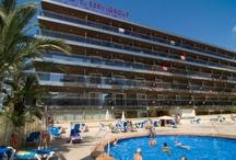 Hotel Servigroup Diplomatic**** / Hotel de cuatro estrellas en #Benidorm con Centro #Wellness. // Four star #Hotel with Wellness Center in Benidorm, #Spain.