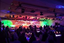 Nestle SLT Conference / LED Screen, Sound and Lighting Event