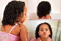 Biracial Hair Care / by Rachel Wetzel
