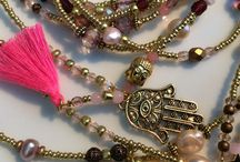 Eliza Copenhagen one of a kind necklaces ~ Custum made