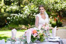 Summertime Garden Wedding