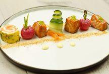 Culinaire voorgerechten