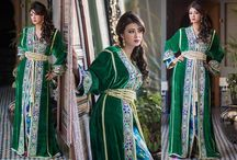 Caftans~Abayas~Maxì Dress / by Asiah