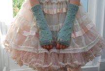 Apparel: Ballet-like!