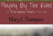 Books: Paradise Park series / Books #1 Playing By The Rules is FREE on all platforms!