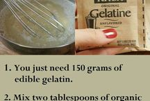 gelatine edible for joint pain