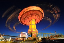 Thrills, Spills and Chills / Amusement Park Rides, Carnivals and Fun