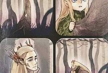 Thranduil and...