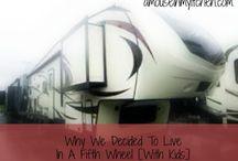 Fifth Wheel Living