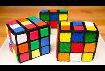 Rubik's Cube Party