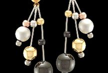Fifth avenue collection earrings / Amazing earrings for any occasion.  All sterling silver or 14ct solid gold post