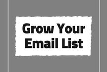 Tips to increase your email list