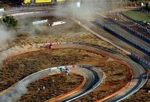 Tracks / Rallycross tracks