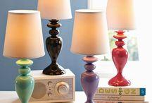 Lamps - Lanterns - Candels