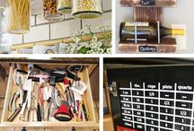 Storage Ideas / by Deby Coles