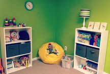playroom ideas / by ChelC