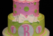 Decorated cakes / by Joyce Stevens