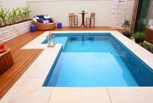 Construction pool