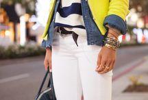 Stitch Fix Style Inspiration / Fashion