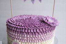 Garden party cake ideas