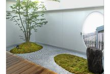 Outside: Japanese Garden