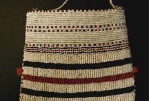 antique bead work