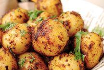 Aloo Potato Dishes